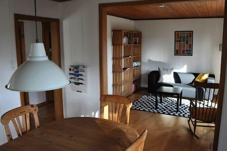 Chalet-BielBienne / 3-Zimmerwohnung - Biel/Bienne - Apartmen