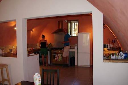 chambre dans une guest house - Bed & Breakfast