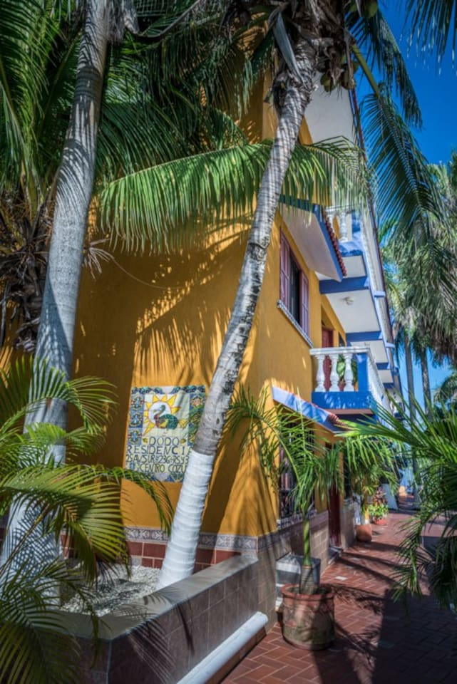 Furnished apartment in Cozumel