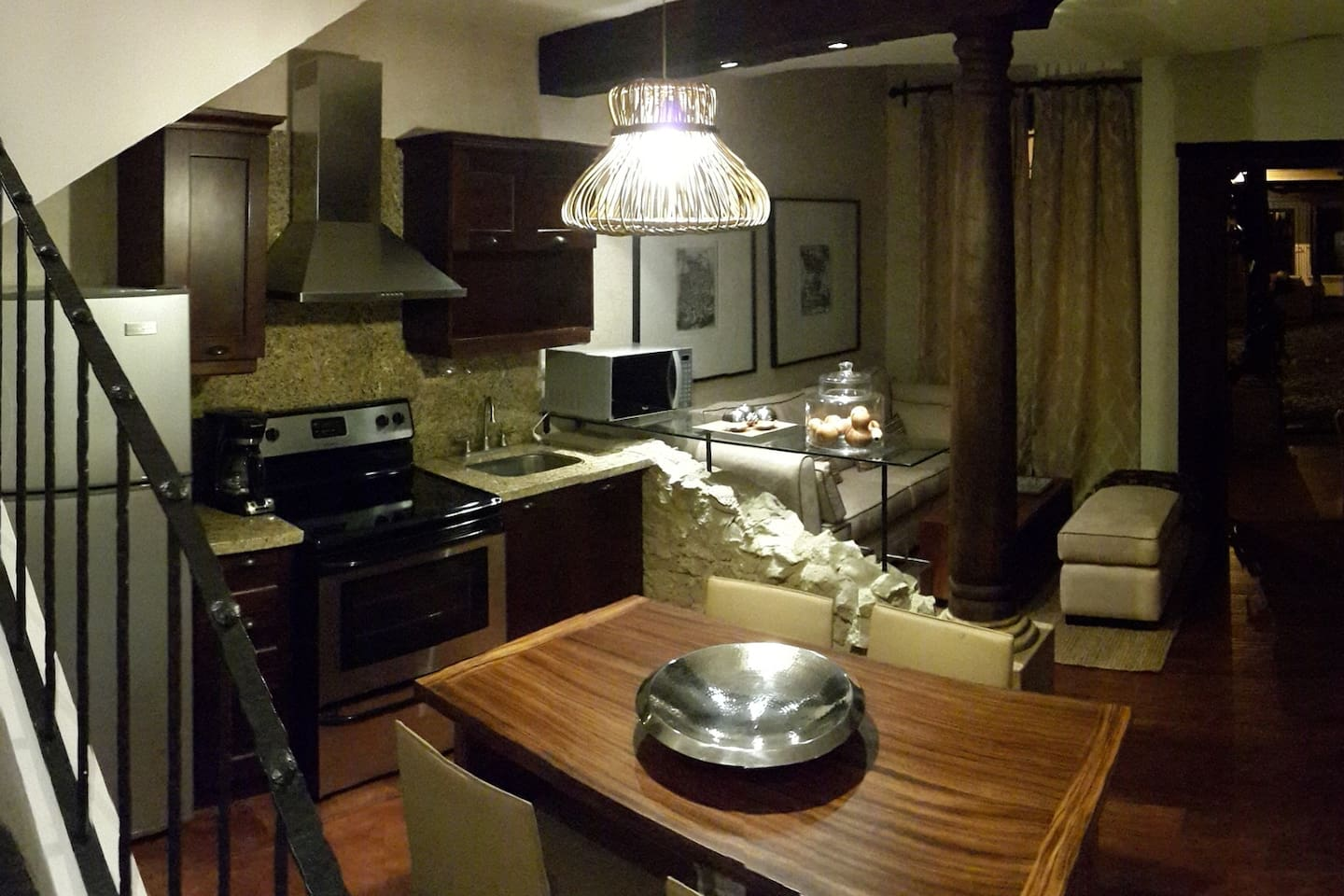 New and luxurious apartment