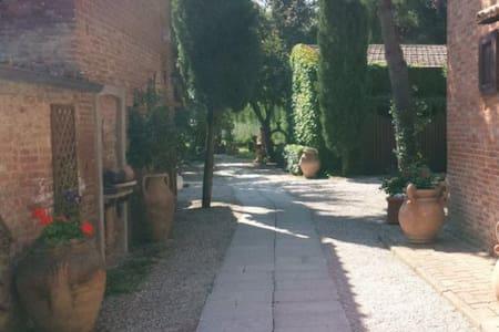 antico casale delle more - Bettolle-Sinalunga - Villa