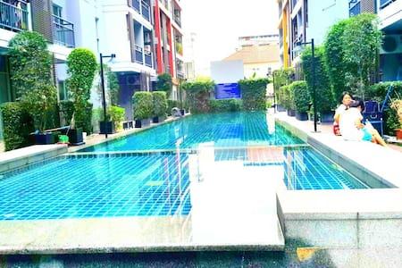 Bangkok @ Sukhumvit 101/1 near BTS - Διαμέρισμα
