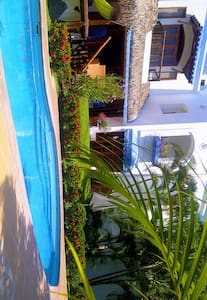Private Villa w/pool steps to Beach - Playa Blanca Resort  - Haus