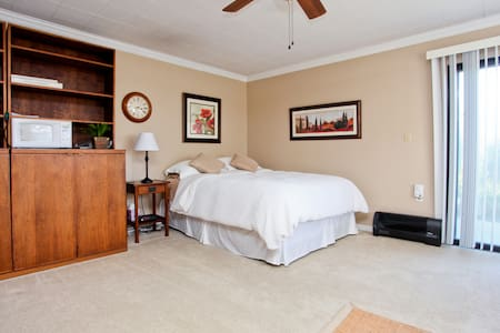 Private Guest Room / private entry - Belmont - House