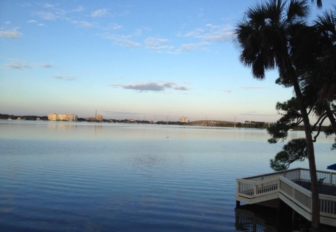 Rental on Indian River (Sunset Bay)