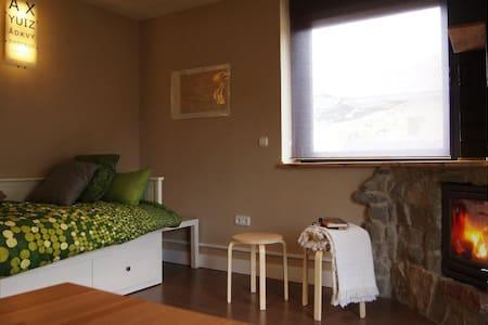 Casa Los Piornos en Puebla de Lillo - Appartement