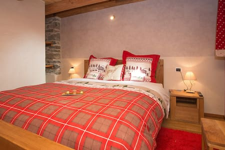 sleep in Matterhorn area of ski - Valtournenche - Bed & Breakfast