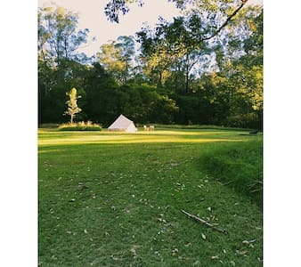 Bush Camping with the comforts of Glamping ! - Glenbrook - Tent