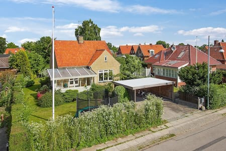 Lovely villa close to beach and Copenhagen - Glostrup - Villa