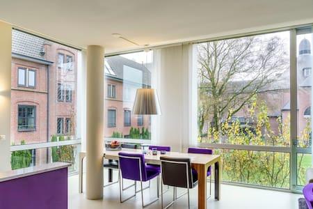 Zeer luxe stadsvilla nabij Tilburg - Dom