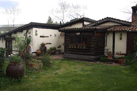 SCACCIAPENSIERI nature&relax - Santa Rufina - Rumah