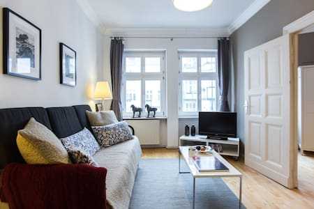 Center of Berlin • up to 4 P • 70 sqm - Berlim