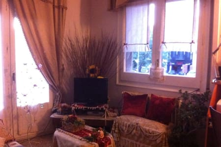 Room in romantic Italian Style doppia - Figueres - Apartment