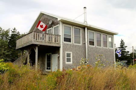 The River House - Waterfront Vista Near Yarmouth - Yarmouth - House