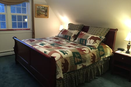 Cozy 1-BR Apartment, near Stowe, VT - Elmore - Byt