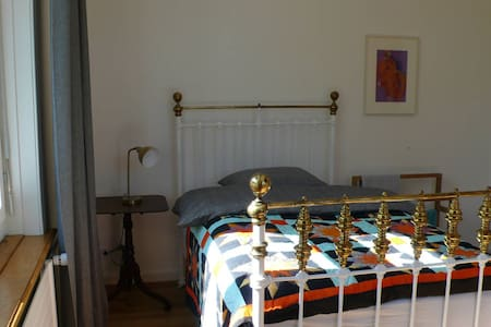 Ruhiges Zimmer an zentraler Lage in Wil - Bed & Breakfast