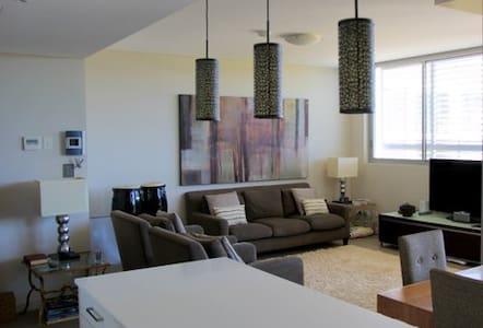 Beautiful light filled high quality modern apt - Apartamento