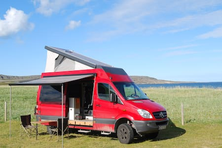 RENT A 4X4 CAMPER IN SPAIN - Camper/RV