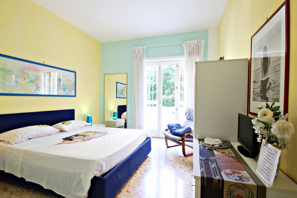 Cosy Silent cental: Rome Sweet Home