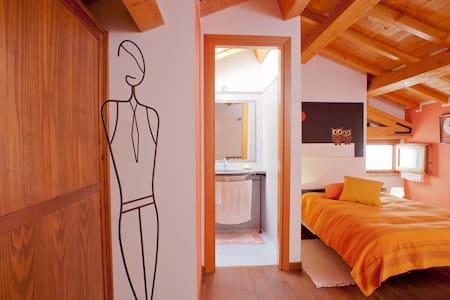 Cozy&central private doubleroom