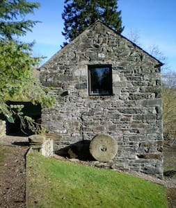 Mill on Loch Tay - cosy home - Hus