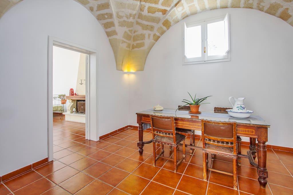 Casa storica nel cuore di lecce apartments for rent in lecce for Piccoli piani di casa storica