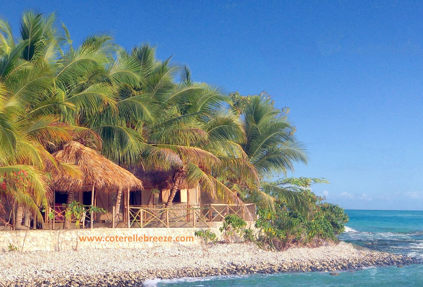 Great Reef & Snorkeling fun right at Coterelle Breeze.