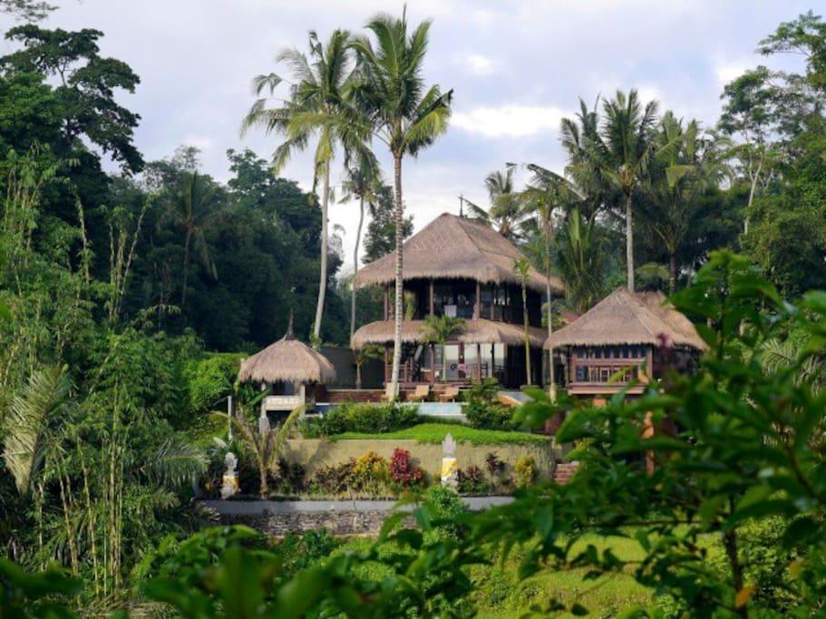 Private Villa For Family Vacation