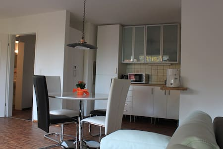 "Apart. ""Goethe"", WLAN and balconyx - Apartament"