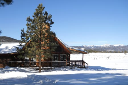 Ski Vacation Home, Mountain Views - Angel Fire - Casa