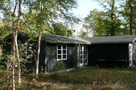 Romantic wood cabin near Aarhus - Ega - Cabin