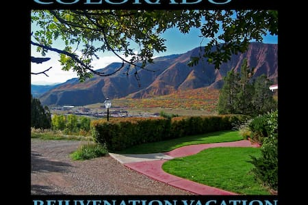 Henrie House At Sunny Acres - 2 bedrooms - Glenwood Springs - House
