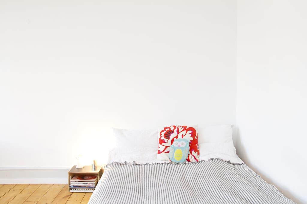 das Bett - 140 x 200 m