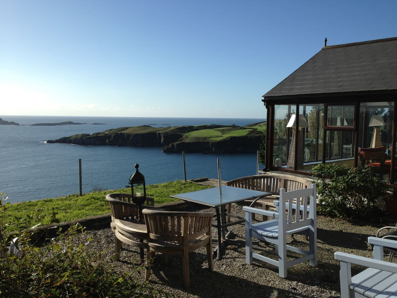 Stunning location on the Wild Atlantic Way - Route 5, West Cork