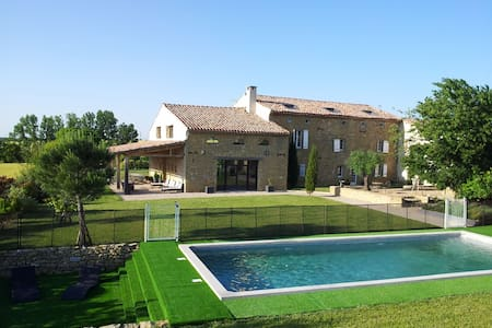 Cottage 550m ², sleeps 18, 9 rooms - Saint-Félix-Lauragais