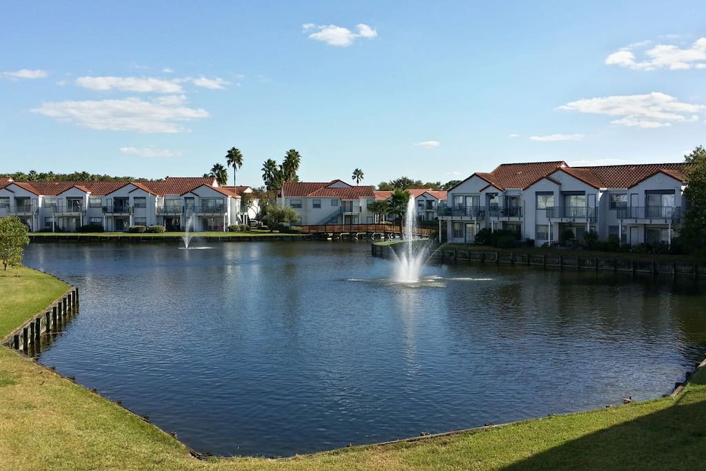 Private Condo near Orlando Airport