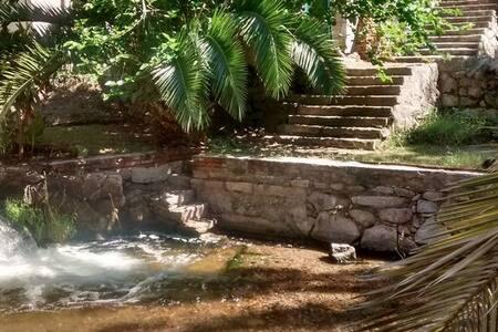 Casa con bajada al Río - Cabin