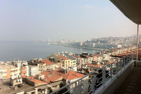 Very beautiful view  in izmir  - Byt