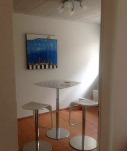 Room between Rolex and Omega - Biel/Bienne - House