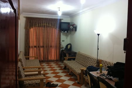 sea side flat - Al Mesallah Sharq