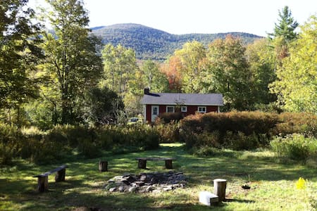 Charming Catskill Cottage - East Jewett