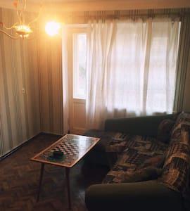 Уютная квартира в тихом центре - Apartment