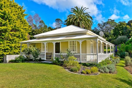 Totara Country Lodge, Whangaroa - Haus