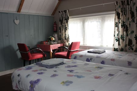 Lovely B&B in beautiful village - Szoba reggelivel