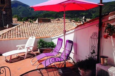 Position Perfect Studio Apartment  - Quillan - Apartment