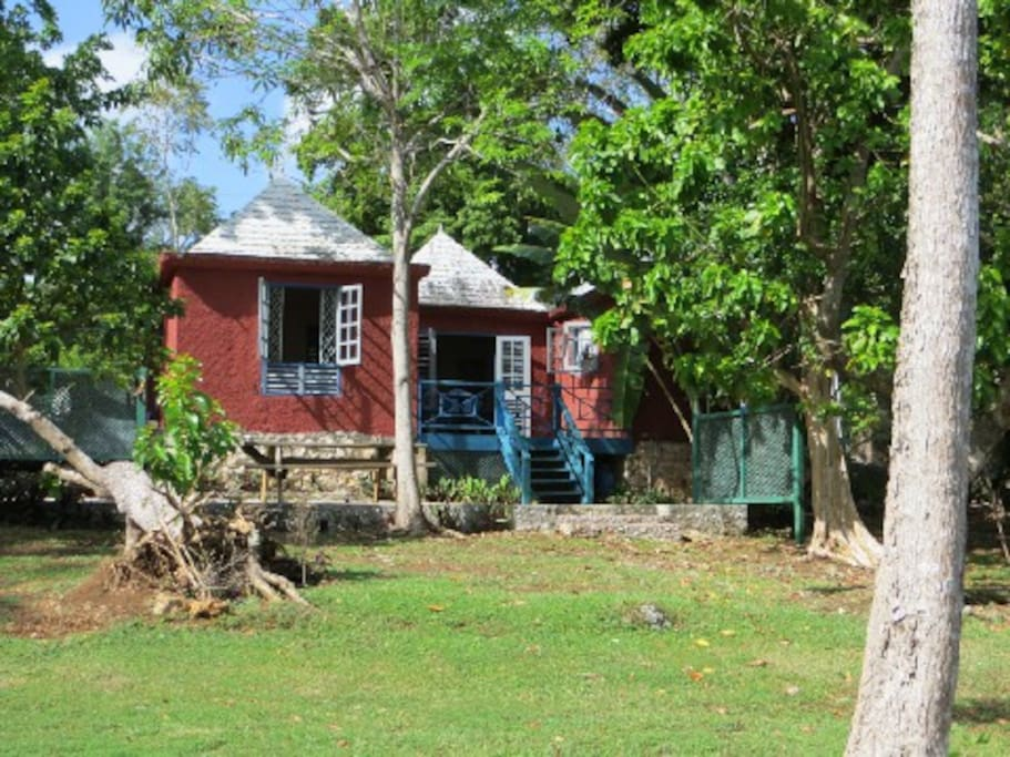 The Garden Cottage At Te Moana Houses For Rent In Ocho Rios