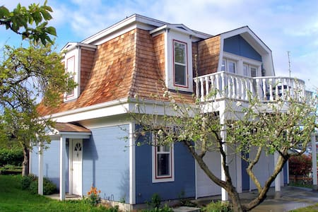 Whidbey Cottage-Walk to Everything! - Σπίτι