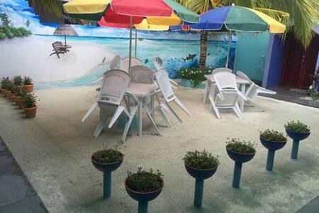 Local Hotel in Mathiveri, Maldives - Mathiveri  - Bed & Breakfast