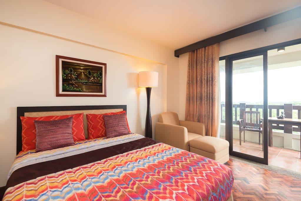 Hotel Room in Boracay Philippines