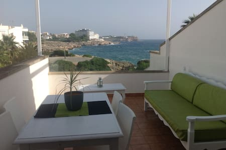 beautiful views/espectacular vista - Portocolom - Appartement